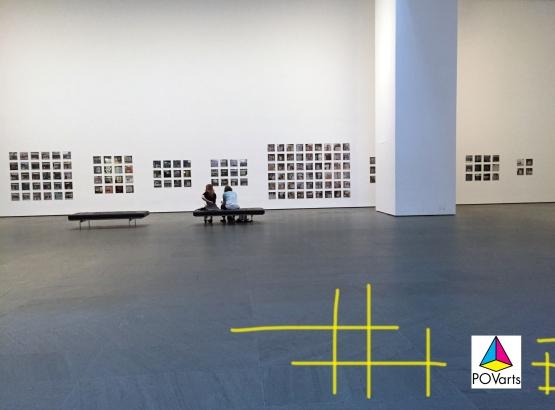 Zoe Leonard Install 2 MoMA