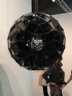 """Olafur Eliasson, """"Square Sphere"""""""