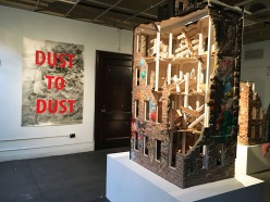 """Ori Carino + Benjamin Armas, """"Dust to Dust"""" and """"How to Survive Death"""""""
